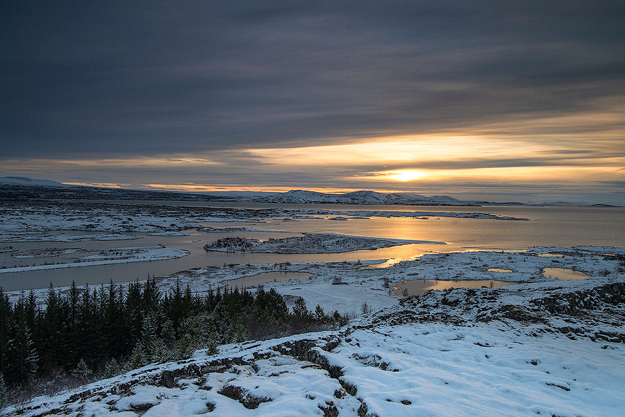 Park Narodowy Thingvellir, Islandia