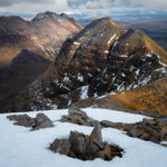Liathach in winter