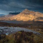 Wilderness of Assynt landscape