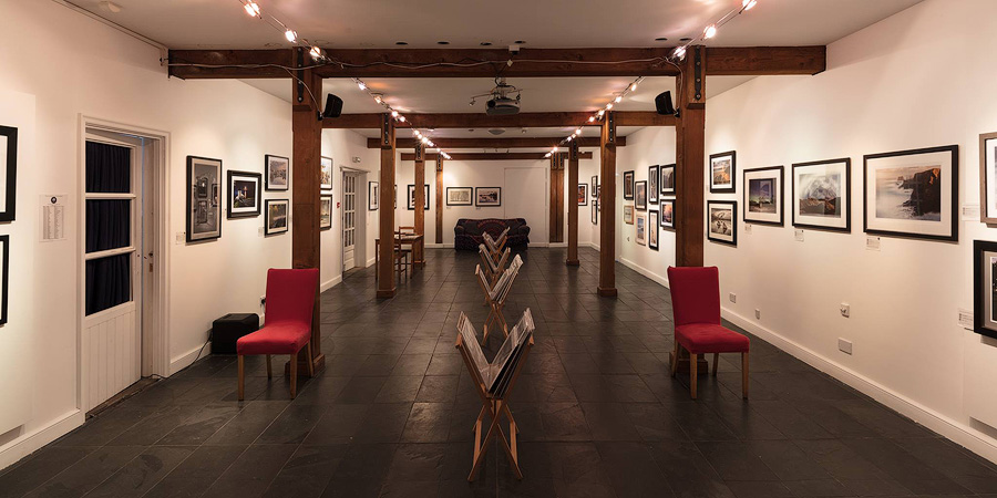 "Wystawa zbiorowa ""The Society of Scottish Landscape Photographers"" w Fort William"