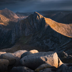 Mountains of Isle of Arran