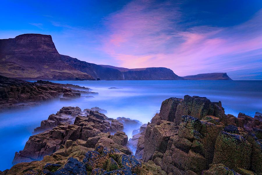 Waterstein Head - drugi pod względem wielkości klif w Wielkiej Brytanii
